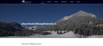 screenshot ressler-bfw.de
